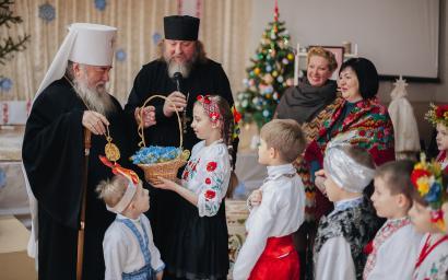 Рождество Христово 2016. Утренник