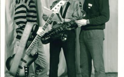 1989 Игорь Собко группа Акваполис