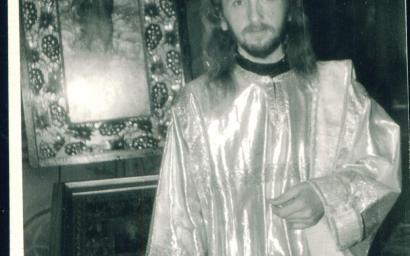 1993 Игорь Собко рукоположен в дьякона 9 июля