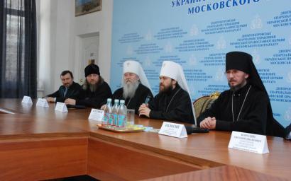 2008 Игорь Собко пресс-конференция.Премьера Страстей по Матфею.