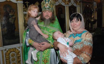2012 Игорь Собко моя жена и внуки