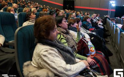 Международная Киноассамблея на Днепре 2014